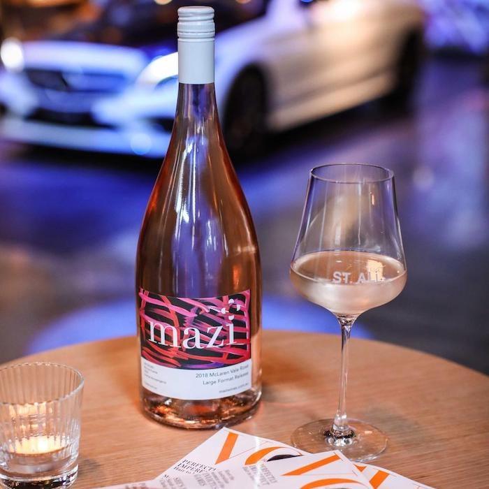 Mazi Wines x Minnie Pwerle Collaboration