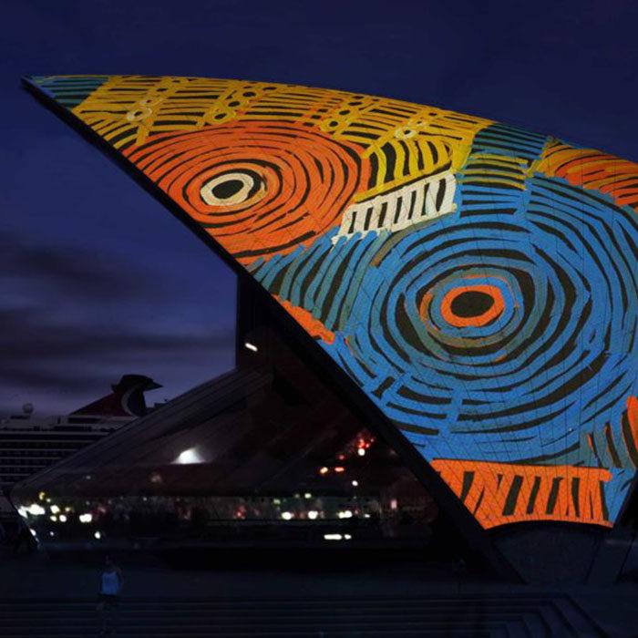 Sydney Opera House – Badu Gili 2017