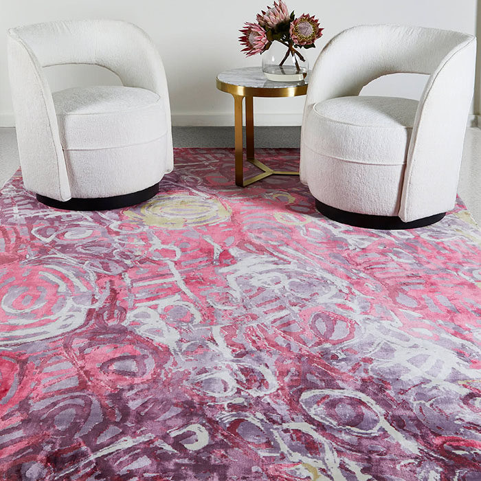 The Rug Collection x Charmaine Pwerle Collaboration